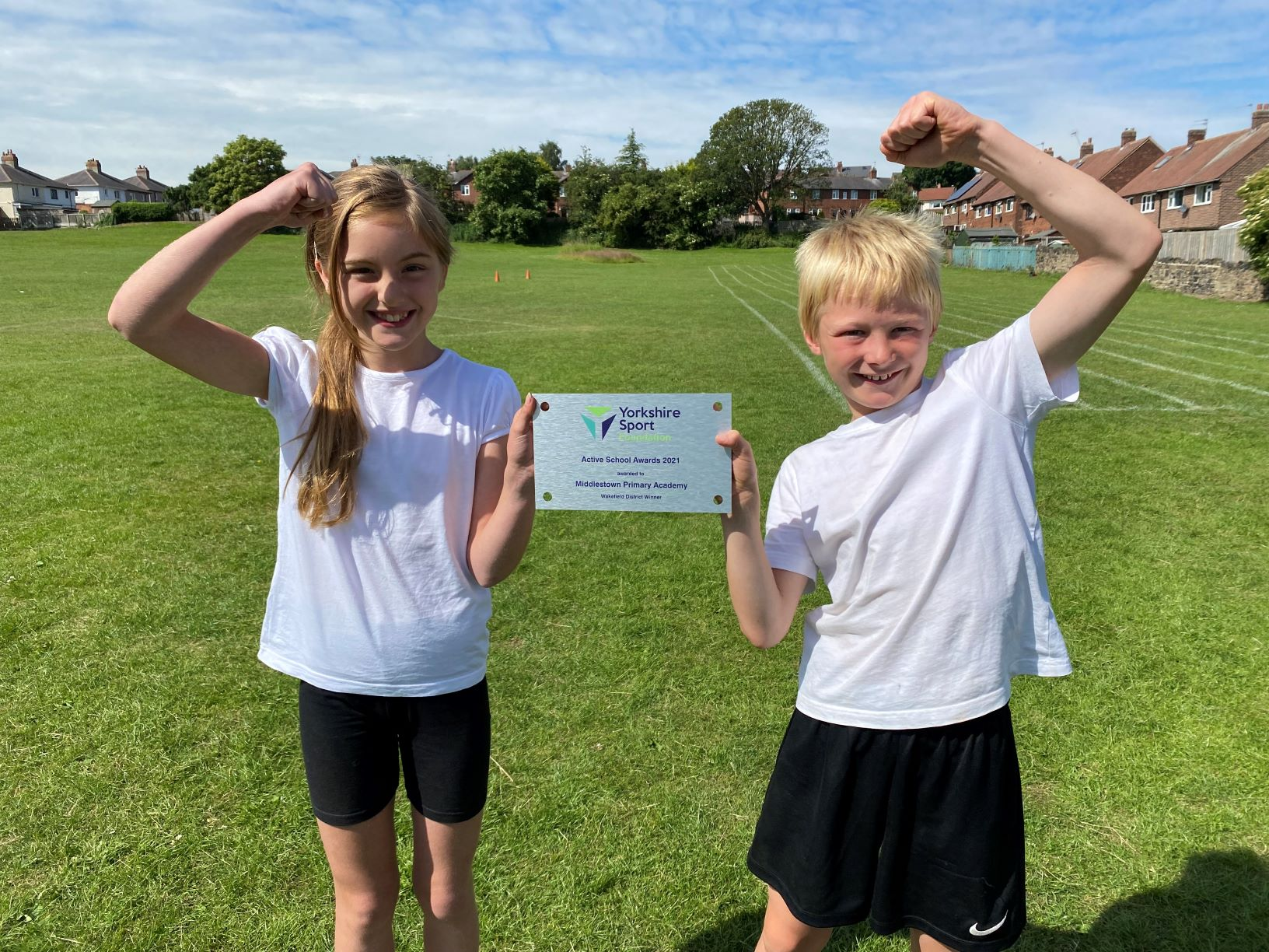 Awards success for Middlestown Primary Academy
